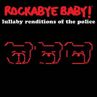 Rockabye Baby! - Lullaby Renditions of the Police [CD] USA import
