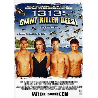 1313: kæmpe Killer bier! [DVD] USA import