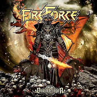 Fireforce - Deathbringer [CD] USA importerer