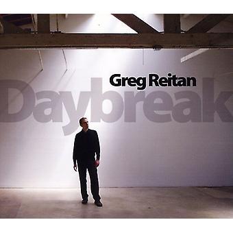 Greg Reitan - daggry [CD] USA import