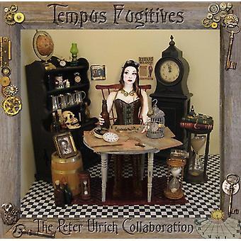 Peter samarbejde Ulrich - Tempus flygtende [CD] USA import