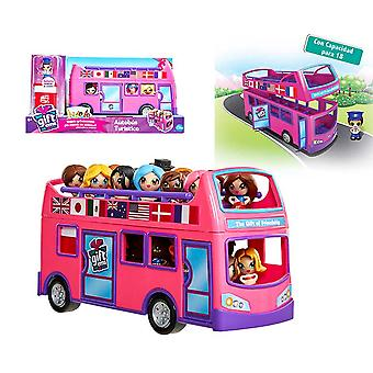 Cife Tour Bus GiftEms (Toys , Dolls And Accesories , Miniature Toys , Vehicles)
