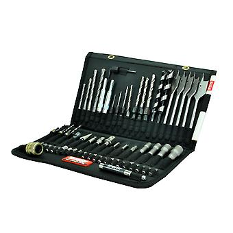 Trend Snappy Snap/Th2/Set Tool Holder 60 Piece Bit Set