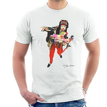 Rammellzee Graffiti Artist Men's T-Shirt