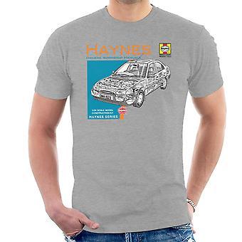 Haynes Besitzer Workshop manuelle 1923 Ford Mondeo Herren T-Shirt
