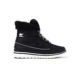 Women's Cosy Carnival Boots - Black