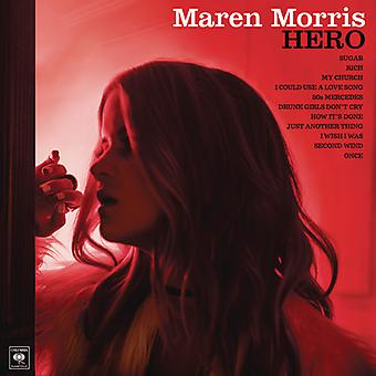 Maren Morris - Hero [CD] USA import