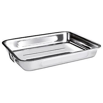Ibili Rustidera Inox with handles 25 Cms. (Kitchen , Household , Oven)