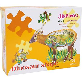 Legler Giant Puzzle  animals Savanna  (Speelgoed , Bordspellen , Puzzels)