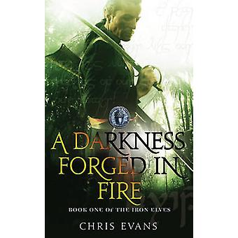 A Darkness Forged in Fire by Evans