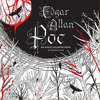Lark Books-Edgar Allan Poe: An Adult Coloring Book LB-21356