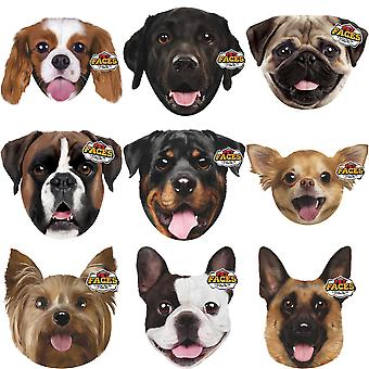 Rosewood Pet Face Dog Shaped Cushion (45cm)