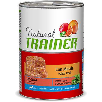 Trainer Natural Dog Medium Maxi Light Pollo (Dogs , Dog Food , Wet Food)