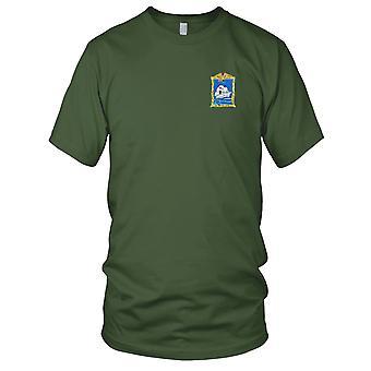 US Navy CVE-88 USS Cape Esperance gestickt Patch - Kinder T Shirt