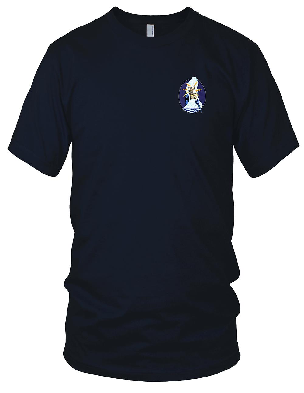 US Navy VC-3 Embroidered Patch - Bulldog Kids T Shirt