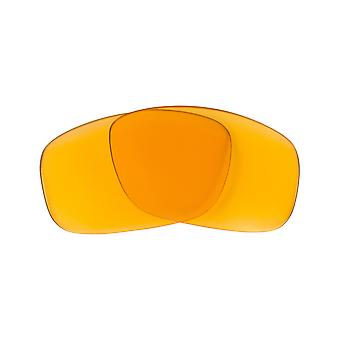 Replacement Lenses Compatible with OAKLEY Ten X Hi Yellow