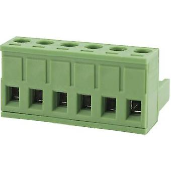 Pin enclosure - cable Total number of pins 8 Degson 2EDGK-5.0-08P-14-00AH Contact spacing: 5.0 mm 1 pc(s)