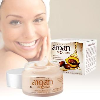Essence Argan Oil Cream 50ml With Shea Butter,  Vitamin E, Aloe Vera