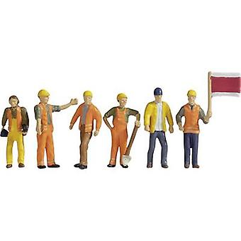 NOCH 15277 NOCH 15277 H0 Figures - Track Workers