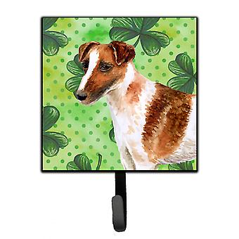 Smooth Fox Terrier St Patricks Leine oder Schlüsselhalter