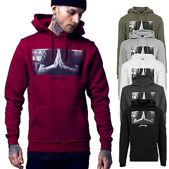 Mister tea Fleece Hoody - PRAY