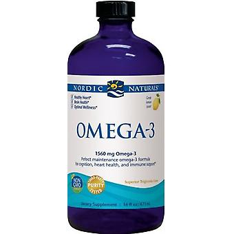 Nordic Naturals Omega3 Liquid 1560 mg Omega 3 473 ml