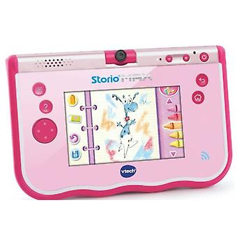 Vtech Storio Max Rosa (Babies and Children , Toys , Multimedia And Electronics)