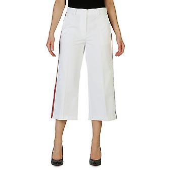 Pinko Women Trousers White
