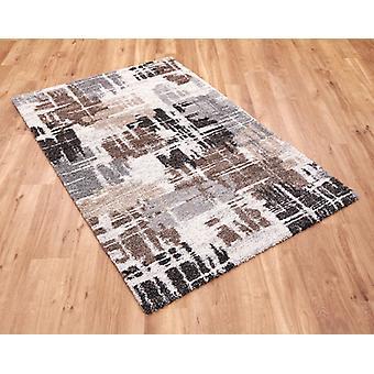 Lymm 23109 6278 bruin Beige grijze rechthoek tapijten moderne tapijten