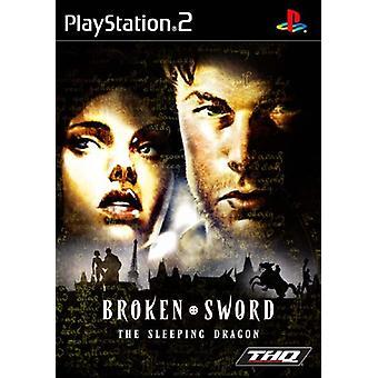 Broken Sword de slapende draak (PS2)