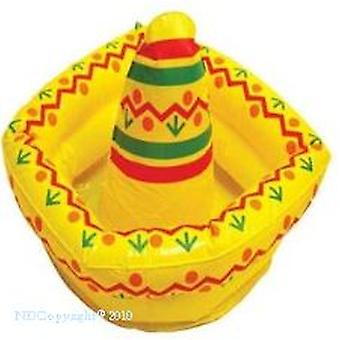 Nadmuchiwane Sombrero pić chłodnica 46 cm x 30 cm