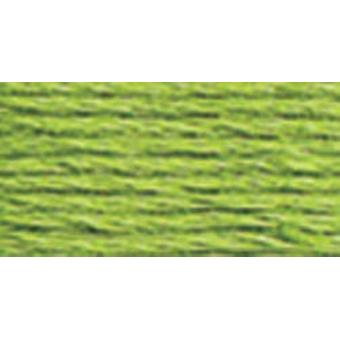 DMC 6-Strand Embroidery Cotton 8.7yd-Bright Chartreuse