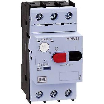 Overload relay adjustable 6.3 A WEG