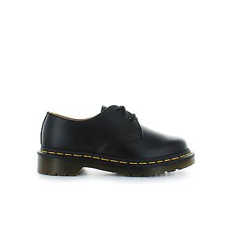 DR. MARTENS 1461 SMOOTH BLACK WOMEN'S LACE UP