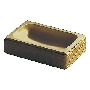 Gedy Marrakech Soap Dish Gold 6711 87