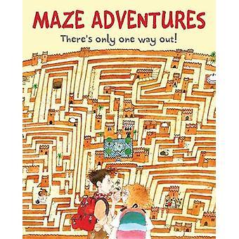 Maze Adventures by Martin Nygaard - Jesus Gaban - 9781908164698 Book