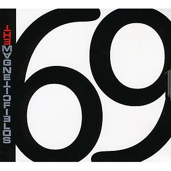 Magnetic Fields - 69 Love Songs Box Set [CD] USA import
