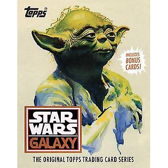 Star Wars-galaxen - den ursprungliga Topps Trading Card serien av Lucasfilm