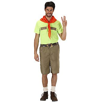 Men costumes  Scouts costume