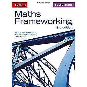 Maths Frameworking - Pupil Book 2.2