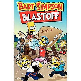 Bart Simpson Blastoff (Simpsons)