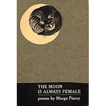 La lune est toujours féminin