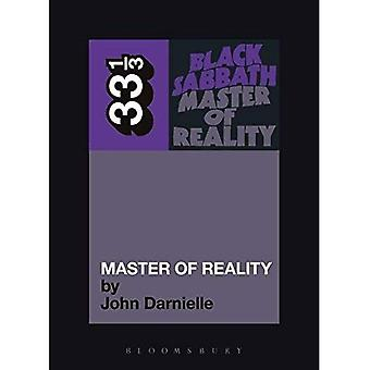 Black Sabbath: Master of Reality (33 1/3)