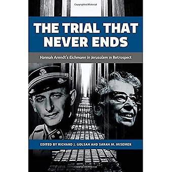 Rettssaken som aldri slutter: Hannah Arendt 'Eichmann i Jerusalelm' i ettertid (tysk & europeiske studier)