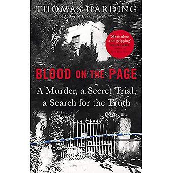 Blood on the Page (Hardback)
