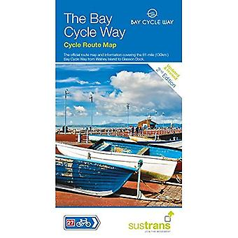 The Bay Cycle Way Cycle Route Map