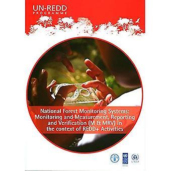 National Forest övervakningssystem: Övervakning och mätning, rapportering och verifiering (M & MRV) i samband...