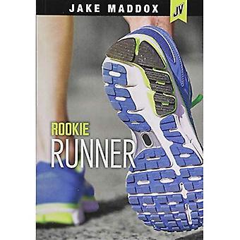 Rookie Runner (Jake Maddox Jv)