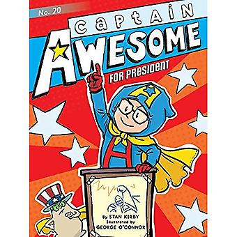 Captain Awesome for President (Captain Awesome)