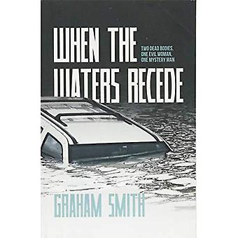 When The Waters Recede: A DI Harry Evans Novel (DI Harry Evans)